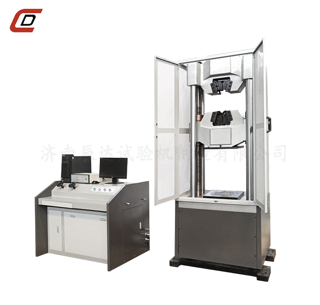 WAW-300E微机控制电液伺服万能试验机