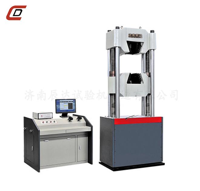 WAW-2000H微机控制电液伺服液压式万能试验机