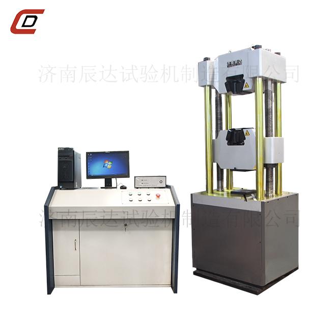 WAW-1000D微机控制电液伺服液压式万能试验机