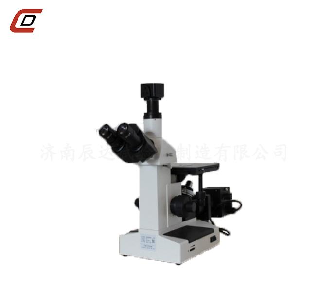 4XC-W三目倒置金相显微镜