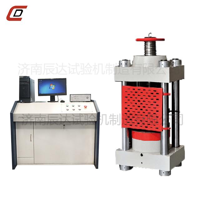 水泥压力试验机的使用要求及维护保养