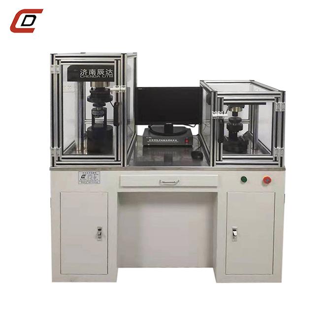 钢筋弯曲试验机的安装环境和使用方法