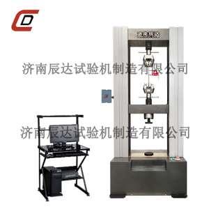 WDW-100微机触摸屏控制电子万能试验机