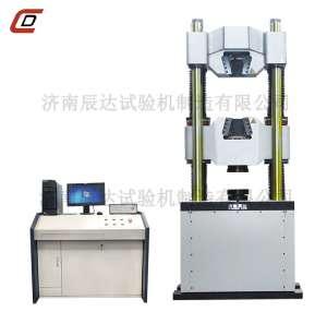 2000kn微机控制电液伺服液压万能试验机