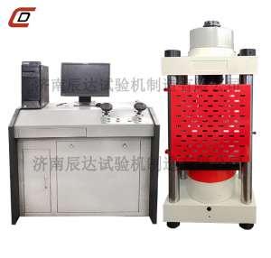 CDtester软件控制压力试验机YAW-3000M
