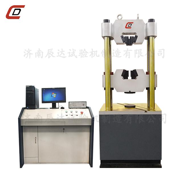 WAW-600D液压材料试验机
