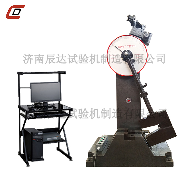 JBW-500B屏显式冲击试验机